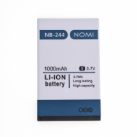 Аккумуляторная Батарея АКБ ААА NB-244 1000 mAh Li-Ion для Nomi i244