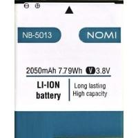 Аккумуляторная Батарея АКБ ААА NB-5012/NB-5013 2050 mAh Li-Ion для Nomi EVO M2/EVO M2 Pro