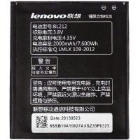 Аккумуляторная Батарея АКБ ААА BL-212 2000 mAh Li-Ion для Lenovo S8/S898