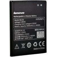 Аккумуляторная Батарея АКБ ААА BL-222 3000 mAh Li-Ion для Lenovo S660/S930/S939