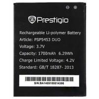 Аккумуляторная Батарея АКБ ААА PAP5453 1700 mAh Li-Ion для Prestigio MULTIPHONE 5453 DUO