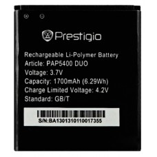 Аккумуляторная Батарея АКБ ААА PAP5400 1700 mAh Li-Ion для Prestigio MULTIPHONE 5400 DUO