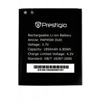 Аккумуляторная Батарея АКБ ААА PAP4500 1850 mAh Li-Ion для Prestigio MULTIPHONE 4500 DUO