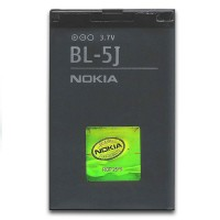 Аккумуляторная Батарея АКБ ААА BL-5J 1320 mAh Li-Ion для Nokia 5228/5230/5800/5235/Asha 200/Asha 201/ Asha 302/ C3-00/ Lumia 530/ N900X1-00/ X1-01 Dual SIM/ X6