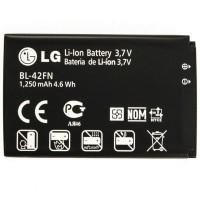 Аккумуляторная Батарея АКБ АAA BL-42FN 1280 mAh Li-Ion для LG P350 Optimus Me, LG C550 Optimus Chat