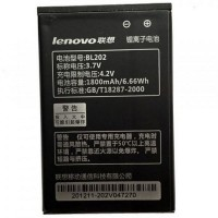 Аккумуляторная Батарея АКБ ААА BL-202 1800 mAh Li-Ion для Lenovo MA168/MA169