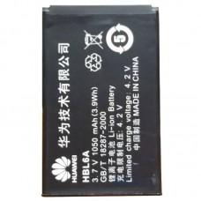 Аккумуляторная Батарея АКБ AAA HBL6A 1050 mAh Li-Ion для Huawei C2808/2900/C5588