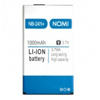 Аккумуляторная Батарея АКБ ААА NB-241+ 1000 mAh Li-Ion для Nomi i241+