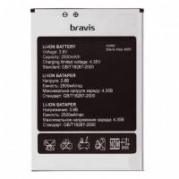 Аккумуляторная Батарея АКБ ААА Bravis Atlas 2500 mAh Li-Ion для Bravis Atlas