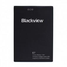 Аккумуляторная Батарея АКБ AAAA Blackview E7/E7S 2700 mAh Li-Ion для Blackview E7/E7S