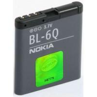 Аккумуляторная Батарея АКБ ААА BL-6Q 970 mAh Li-Ion для Nokia 6700c / 6700 classic
