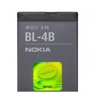 Аккумуляторная Батарея АКБ ААА BL-4B 700 mAh Li-Ion для Nokia 2630/2660 /2760/5000/6111/6125 /7070/7360/7370/7373