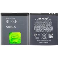 Аккумуляторная Батарея АКБ ААА BL-5F 950 mAh Li-Ion для Nokia 6210N/ 6260s/6290/ 6710N/E65/ N93i/N95/N96 X5-01