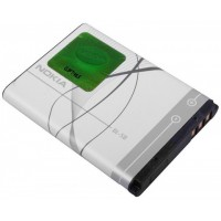 Аккумуляторная Батарея АКБ ААА BL-5B 890 mAh Li-Ion для Nokia 3220/3230/5070/5140/5140i/5200/ 5300/5320/5500/6020