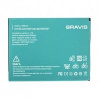 Аккумуляторная Батарея АКБ ААА Bravis Omega 2000 mAh Li-Ion для Bravis Omega