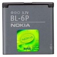 Аккумуляторная Батарея АКБ ААА BL-6P 830 mAh Li-Ion для Nokia 6500 Classic/7900 prisma