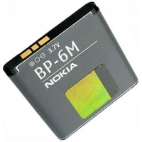 Аккумуляторная Батарея АКБ ААА BP-6M 1070 mAh Li-Ion для Nokia N73/3250/ 6151/ 6233/ 6234/ 6280/ 6288/9300 /9300i /E72TV/ N77/ N93