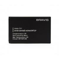 Аккумуляторная Батарея АКБ ААА Bravis Ray 800 mAh Li-Ion для Bravis Ray