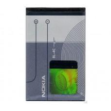 Аккумуляторная Батарея АКБ АААА BL-4C 860 mAh Li-Ion для Nokia