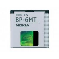 Аккумуляторная Батарея АКБ ААА BP-6MT 1050 mAh Li-Ion для Nokia 6720 classic/ E51/N81/N82