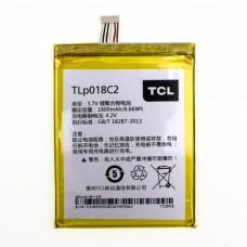 Аккумуляторная Батарея АКБ AAA 6033X/TLp018C2 1800 mAh Li-Ion для Alcatel OneTouch Idol Ultra