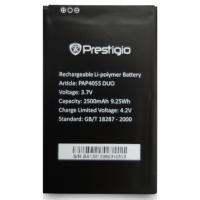 Аккумуляторная Батарея АКБ ААА PAP4055 2500 mAh Li-Ion для Prestigio MULTIPHONE 4055 DUO