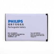 Аккумуляторная Батарея АКБ AAA AB1530DWMC 1530 mAh Li-Ion для Philips W626