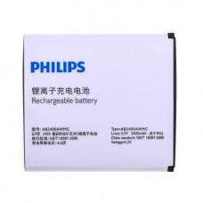Аккумуляторная Батарея АКБ AAA AB2400AWMC 2400 mAh Li-Ion для Philips W6500