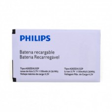 Аккумуляторная Батарея АКБ AAA A20ZDX/3ZP 1150 mAh Li-Ion для Philips X325
