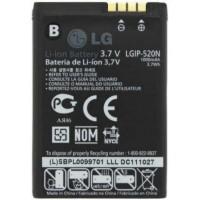 Аккумуляторная Батарея АКБ АAA LGIP-520N 1000 mAh Li-Ion для LG GD900/BL4