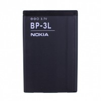Аккумуляторная Батарея АКБ АА BP-3L 1300 mAh Li-Ion для Nokia Lumia 603/Lumia 610/Lumia 710/Asha 303/Asha 303