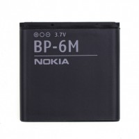 Аккумуляторная Батарея АКБ АА BP-6M 1070 mAh Li-Ion для Nokia N73/3250/ 6151/ 6233/ 6234/ 6280/ 6288/9300 /9300i /E72TV/ N77/ N93