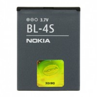 Аккумуляторная Батарея АКБ ААА BL-4S 860 mAh Li-Ion для Nokia 2680/ 3600/3710/7020/7100/7610/X3-02
