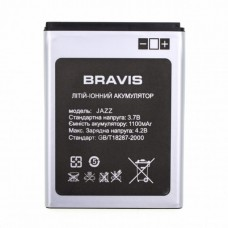 Аккумуляторная Батарея АКБ ААА Bravis Jazz 1100 mAh Li-Ion для Bravis Jazz