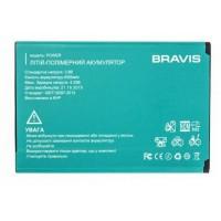 Аккумуляторная Батарея АКБ ААА Bravis Power 4500 mAh Li-Ion для Bravis Power