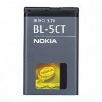 Аккумуляторная Батарея АКБ ААА BL-5CT 1050 mAh Li-Ion для Nokia 3720/ 5220/6303/ 6303i/6730/C3/C5/C6