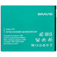 Аккумуляторная Батарея АКБ ААА Bravis Biz 1600 mAh Li-Ion для Bravis Biz