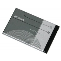 Аккумуляторная Батарея АКБ АА BL-4C 860 mAh Li-Ion для Nokia