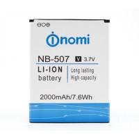 Аккумуляторная Батарея АКБ ААА NB-507 2000 mAh Li-Ion для Nomi i507