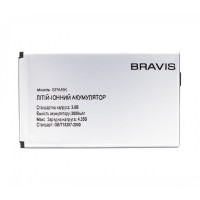 Аккумуляторная Батарея АКБ ААА Bravis Spark 3000 mAh Li-Ion для Bravis Spark