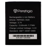 Аккумуляторная Батарея АКБ ААА PAP5501 2000 mAh Li-Ion для Prestigio MULTIPHONE 5501 DUO