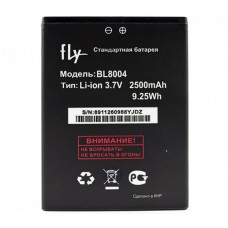 Аккумуляторная Батарея АКБ AAA FLY BL-8004 2500 mAh Li-Ion для FLY IQ 4503