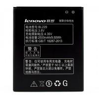 Аккумуляторная Батарея АКБ ААА BL-229 2500 mAh Li-Ion для Lenovo A8/А808Т/А806