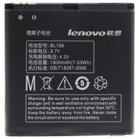 Аккумуляторная Батарея АКБ ААА BL-189 1900 mAh Li-Ion для Lenovo K800