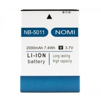 Аккумуляторная Батарея АКБ ААА NB-5011 2000 mAh Li-Ion для Nomi i5011