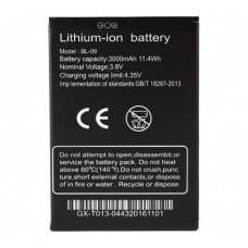 Аккумуляторная Батарея АКБ AAA BL-09 3000 mAh Li-Ion для THL Tehnology Happy Life T9/T9 Pro