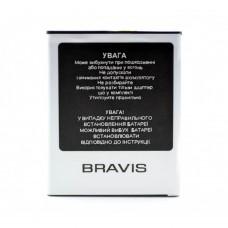 Аккумуляторная Батарея АКБ ААА Bravis Vista 1700 mAh Li-Ion для Bravis Vista