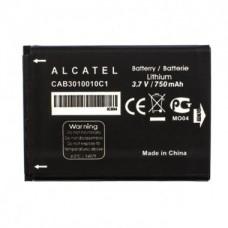 Аккумуляторная Батарея АКБ AA CAB30P2001C1 OT-310/311 750 mAh Li-Ion для Alcatel OneTouch 310/311