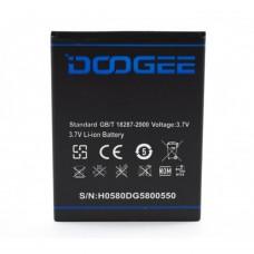 Аккумуляторная Батарея АКБ ААА B-DG580 2500 mAh Li-Ion для Doogee G580