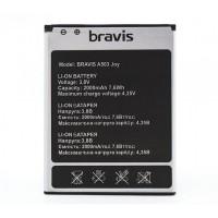 Аккумуляторная Батарея АКБ ААА Bravis Joy 2000 mAh Li-Ion для Bravis Joy